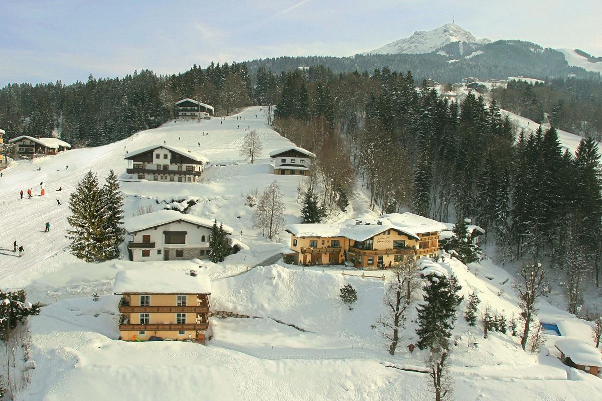 Ski in / Ski out Ferienwohnungen direkt an der Skipiste