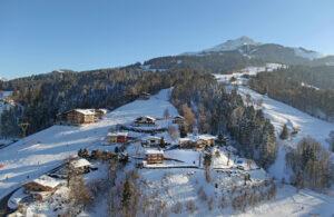 Familienfreundliche Ferienwohnung im Skigebiet St. Johann in Tirol Ski-in Ski-out