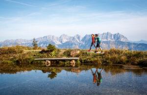 Wandern in den Kitzbueheler Alpen