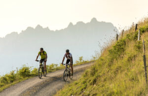Mountainbiken in der Region St. Johann in Tirol